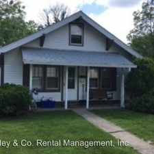Rental info for 417 N. Clark in the Bloomington area