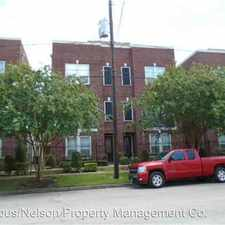 Rental info for 2309 Hutchins Street in the Greater Third Ward area