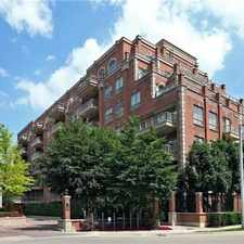 Rental info for 21 Burkebrook Place #417 in the Banbury-Don Mills area