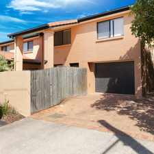 Rental info for Spacious 2 Bedroom, 2 Bathroom Town House In Annerley