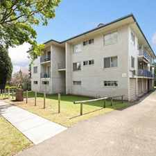 Rental info for Location Location! Low Maintenance, Convenient Unit in the Moorooka area
