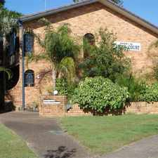Rental info for WELL PRESENTED TOWNHOUSE IN SMALL BLOCK in the Gold Coast area