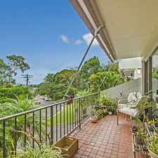 Rental info for Close Walk to Noosa Junction & Hastings St