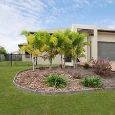 Rental info for Quality Family Home Overlooking Park in the Townsville area