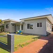 Rental info for Stylish Three Bedroom With Powered 4 Bay Shed & Double Carport in Harristown in the Toowoomba area
