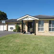 Rental info for LOW MAINTENANCE FAMILY HOME in the Cessnock area