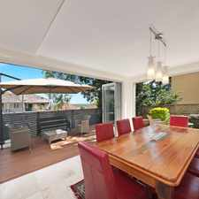 Rental info for Fully Furnished Townhouse with Private Rooftop Terrace in the Cremorne area