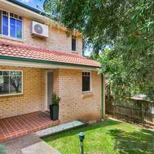 Rental info for Private and Ultra-Convenient in the Sydney area