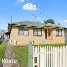 Rental info for Immaculate Three Bedroom Home in the Geelong area