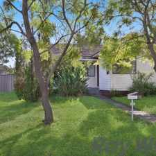 Rental info for Cozy Home !!! in the Doonside area