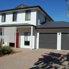 Rental info for Magnificent Home on the West Side in the Port Augusta West area