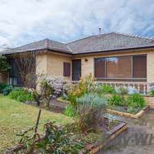 Rental info for Location - Location in the Aspendale area