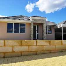 Rental info for SUPERB in the Perth area