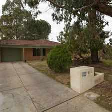 Rental info for Set Amongst the Trees. in the Perth area