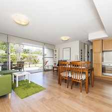 Rental info for North Facing Courtyard & Pool in Complex in the Swanbourne area