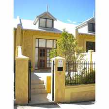 Rental info for TRENDY & PRIVATE 1 BEDROOM TOWNHOUSE
