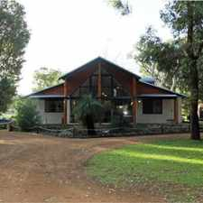 Rental info for Loads of Room ! Acreage Property with a Granny flat! in the Perth area