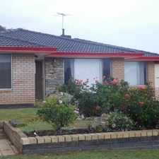 Rental info for Large Block with room for Boat, Caravan and more in the Gwelup area