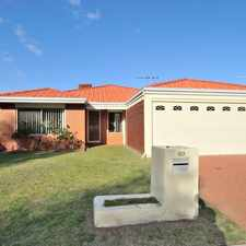 Rental info for MAKE THIS YOUR LONG TERM HOME in the Parmelia area
