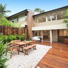 Rental info for Leased by Ray White AY REALTY Chatswood in the Artarmon area