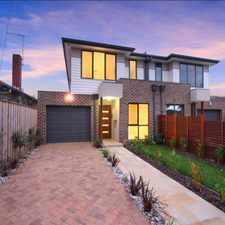Rental info for A Magnificent Family Home in the Melbourne area