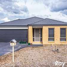Rental info for COMFORT AND CONVENIENCE IN CRANBOURNE NORTH