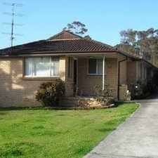Rental info for Neat Two Bedroom Unit! in the Wollongong area