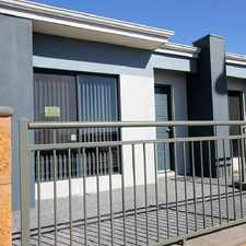 Rental info for Well-presented residence opposite beautiful conservation