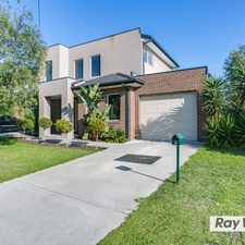 Rental info for Modern House Close to Beach! in the Melbourne area