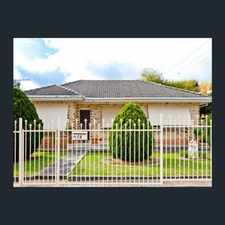 Rental info for 3 Bedroom home in great location!!