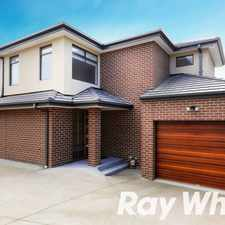 Rental info for Brand New Townhouse Situated in Prime Location