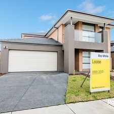 Rental info for GIGANTIC FAMILY HOME! in the Melbourne area