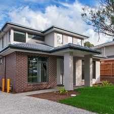 Rental info for GORGEOUS TOWNHOUSE TO CALL HOME in the Melbourne area