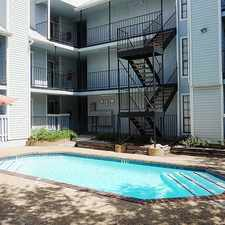 Rental info for Belmont Court in the 75206 area