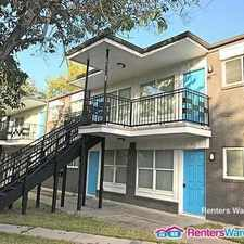 Rental info for 6519 Sloan St Unit3 in the Houston area