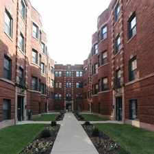 Rental info for 3003 West Gunnison Street #3 in the Albany Park area