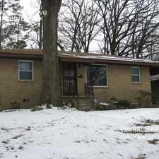 Rental info for 35 Lakeshore Drive in the Little Rock area
