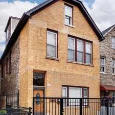 Rental info for 2223 West Erie Street #1 in the West Town area