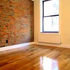Rental info for Ave A & Saint Marks Place in the New York area