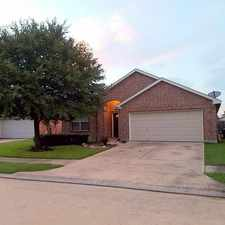 Rental info for 17210 Hollow Sands Court in the Houston area