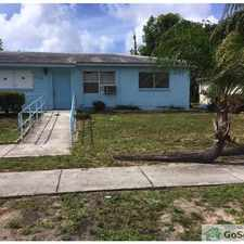 Rental info for House to rent in a quiet area in the Riviera Beach area