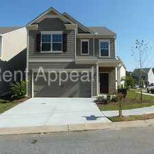 Rental info for 367 Highland Pointe Circle East