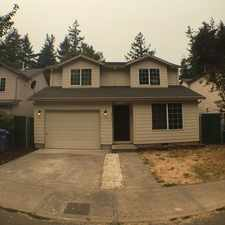 Rental info for 3911 SE 117th Place in the Pleasant Valley area