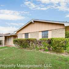 Rental info for 3439 Pebbleshores Dr