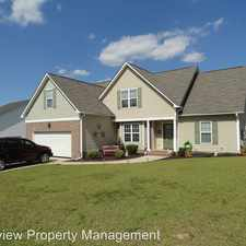 Rental info for 1512 Seabiscuit Dr. in the Jack Britt area