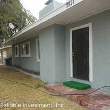 Rental info for 2921 North F Street