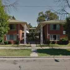 Rental info for 10700 Whittier in the Detroit area