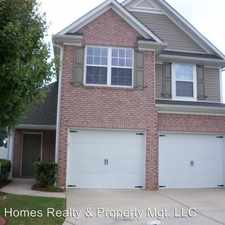 Rental info for 317 Highland Falls Drive # H317