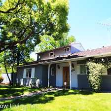 Rental info for 305 Campesino Ave, - 2 in the Midtown Palo Alto area