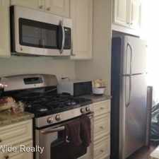 Rental info for 4504 Baker street in the Manayunk area
